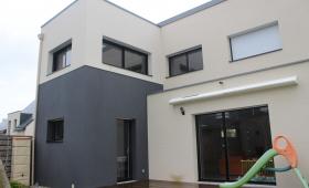 Extension maison à Rennes