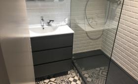 Rénovation d'appartement à Rennes