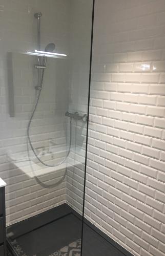 Rénovation d'une salle d'eau à Rennes
